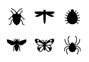 Insects Glyph