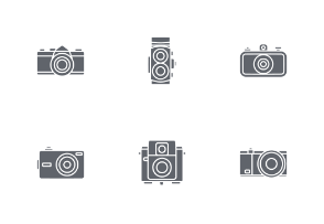 KIND OF CAMERAS - Glyphs