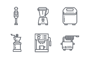 Kitchen Household Appliances