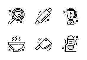 Kitchen Outline