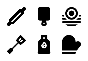 Kitchen tool ( glyph )