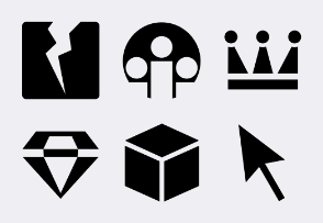 Large SVG Icons