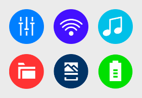 Launcher For Android-glyph