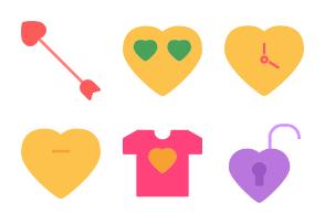 Love 1/2 Flat