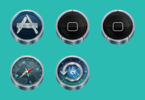 Mac replacements icons