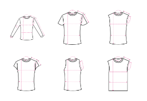 Male and Female Clothing Sizes