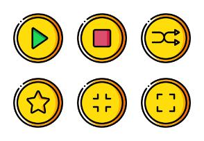 Media - Yellow