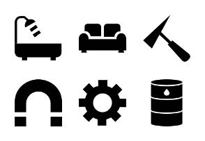 Mini Solid Icons Vol 14