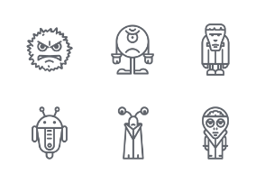 Monsters and Robots
