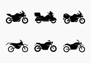 Motorbike Motorcycle Category and Type
