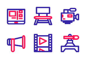 Movie maker (Two Outline)