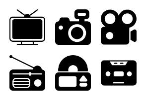 Multimedia (Solid)