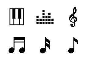 Music Note Glyph