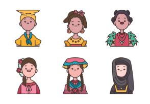 Nationality Women