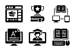 Online Learning - Glyph