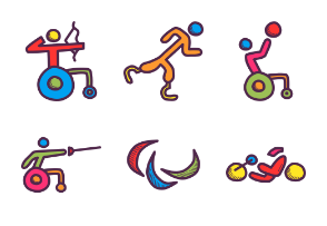 Paralympic Doodles