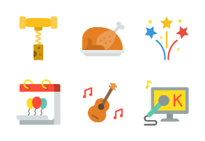 Party related (flat)