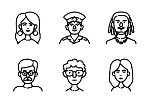 People Outline