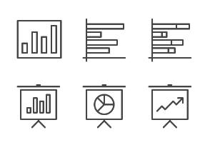iOS icons - Presentations