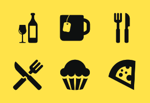 ProGlyphs - Food