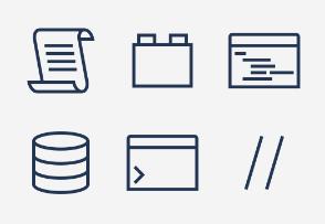Programming & IT - line
