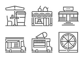 Restaurant types