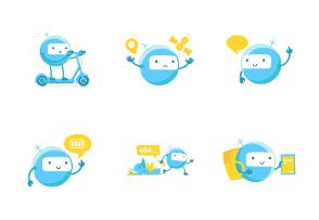Round robot