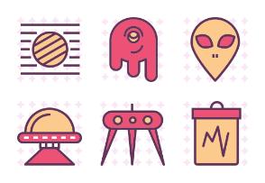 Science 1/2 Pattern
