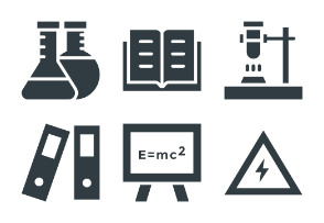 Science and Technology glyphs 2
