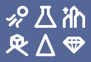Science tiny icons