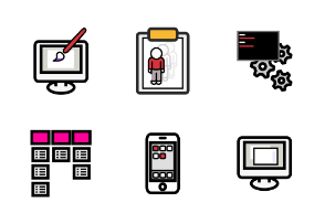 Scrum team symbols
