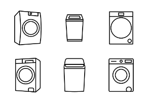 Set of Washing Machine