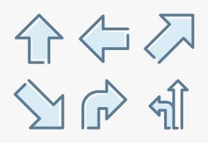 Sign Symbols Bluetone