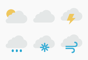 Smallicons: weather
