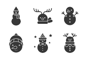 Snowman 2 (solid)
