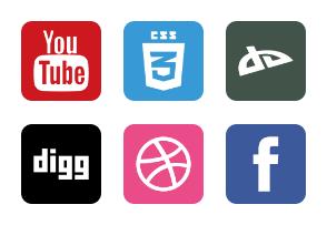 Social icon 3