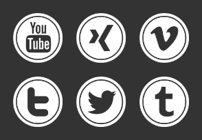 Social Network - CIRCULAR