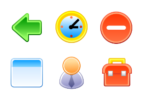 Soft Toolbar Icons