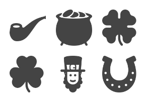 St. Patrick's Day - Icon't Event Glyph