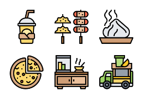 Street Food and Food Trucker