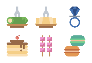 Sweet And Candy Flaticons