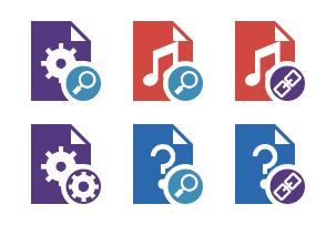 Symbol Color Documents 1