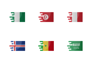 Teams Qualified for the world cup 2018