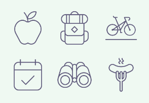 Tender Icons: Nature