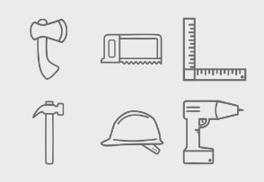 Tools in Black and White