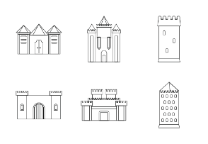 Towers and castles - Outline