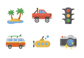Travel Emoji