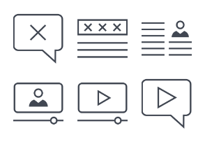 UI/UX Wireframes 6