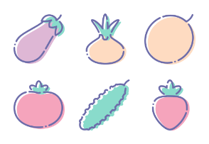Unilite Shift Fruits & Vegetables