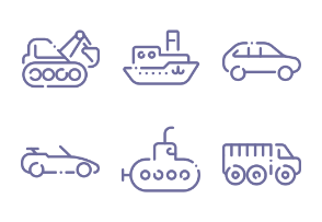 Unilite Vehicles vol.2